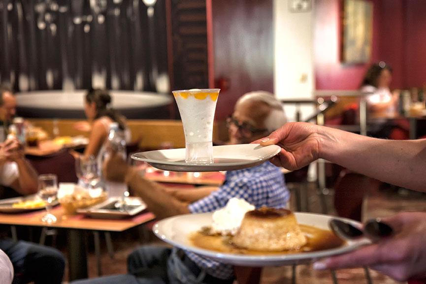 Desayunos especiales en el Hotel Aitana, seis distintos a elegir