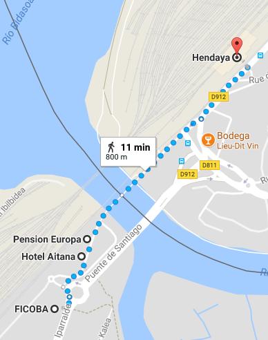 Localización del Hotel Aitana. Dónde estamos?